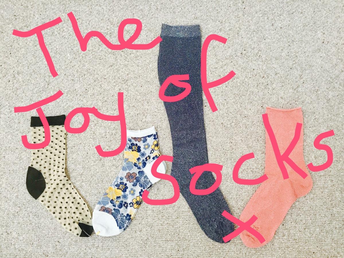 The Joy ofSocks…