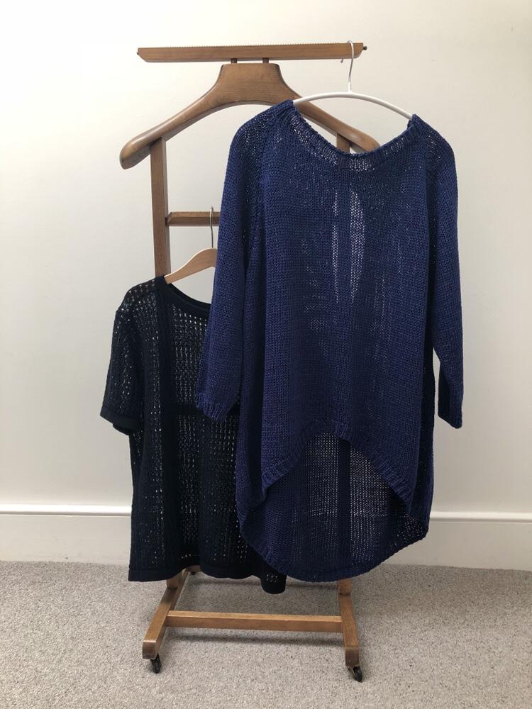In Praise of the NavySweater…